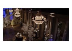 The Great Gatsby Ballroom Set Decoration