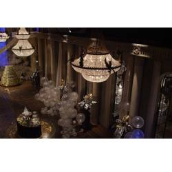 The Great Gatsby Ballroom Set Decoration