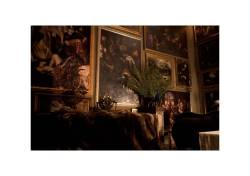 Map Room Set on Great Gatsby Movie by Beverley Dunn