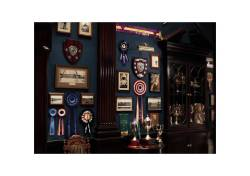 Great Gatsby Movie Hall Of Champions Set Decoration by Beverley Dunn