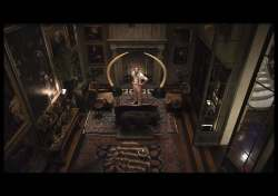 Great Gatsby Movie - Map Room 3 - Set by Bev Dunn