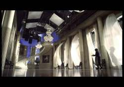 Great Gasby Movie Set Decoration - Ballroom - by Bev Dunn