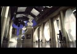 Great Gasby Movie Set Decoration - Ballroom - by Bev Dunn