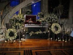 Great Gatsby Movie Death Scene Set by Beverley Dunn