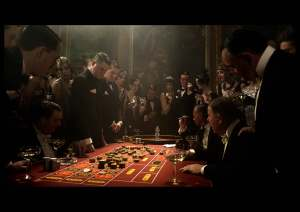 Great Gatsby Movie Gambling Area - by Beverley Dunn