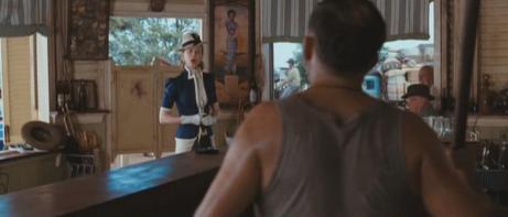 Darwin Hotel Set Decoration - Australia Movie