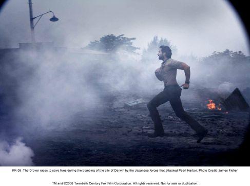 Drover racing to save lives - Australia Movie