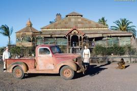 Exterior Homestead on Australia Movie